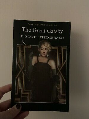 The Great Gatsby By F. Scott Fitzgerald • 3.49£
