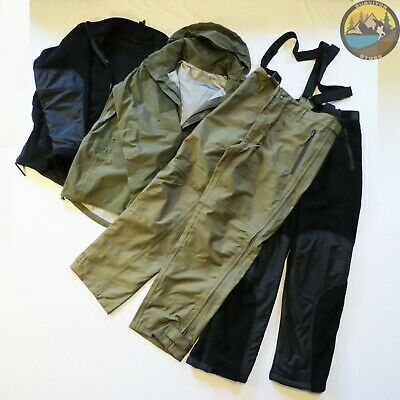 $699 • Buy Special Forces Gore-Tex Ultimate SET Military Surplus Army Gear Olive Green