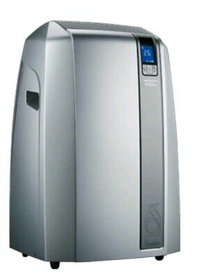 AU400 • Buy Water-Air Portable Air Conditioner Delonghi 4.40 Kw PACW160B Silver
