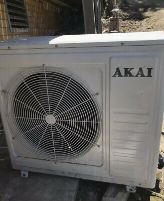 AU210 • Buy Air Conditioner.Akai Split System . 6900kw Cool 6900kw Heat . Been Degassed .