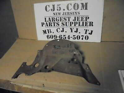 $59 • Buy Jeep Willys M38 M38a1 Front Floor Cover
