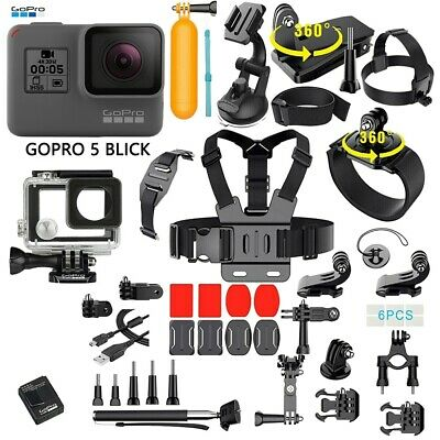$ CDN289.61 • Buy GoPro HERO 5 Black Edition With ALL Sports Accessories