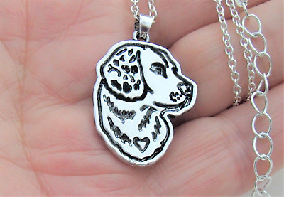 Labrador  Pendant Necklace  Gifts For Labrador Owners Gifts For Labrador Lovers  • 9£