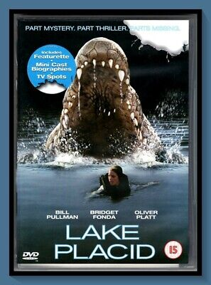 Lake Placid (1999) DVD (2001) UK R2 - Great Condition - Free Postage • 3.45£