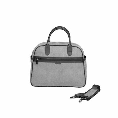 ICandy Peach Changing Bag - Light Grey Check • 135£