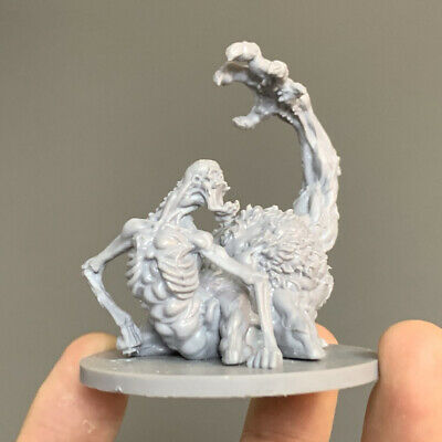AU6.36 • Buy Gray Monster Beast Miniatures Dungeons & Dragons D&D Board Game Model Figure Toy