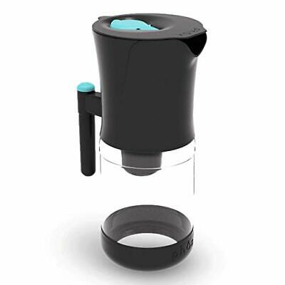 V2 Water Filter | 2.2L Glass Water Filter Jug And Refillable Eco Cartridge • 51.95£