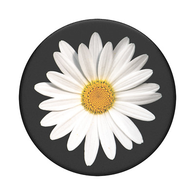 AU14.95 • Buy PopSockets PopGrip: Swappable Grip For Phones & Tablets - White Daisy