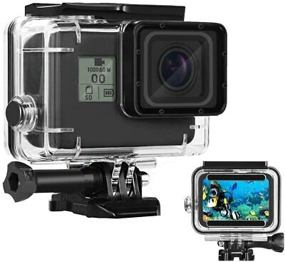 $ CDN80.39 • Buy Camera Waterproof Case For Gopro Hero 7 6 5 With Bracket Camera Accessories