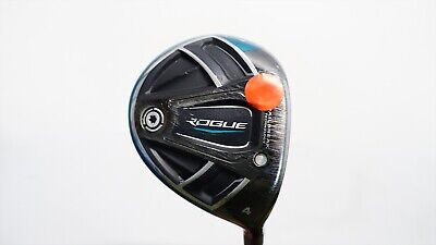 $ CDN188.47 • Buy Callaway Rogue 17 Degree 4 Fairway Wood Stiff Flex Graphite 00869929