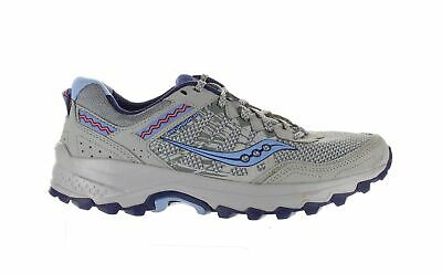 $ CDN53.46 • Buy Saucony Womens Excursion Tr12 Grey/Blue Running Shoes Size 9 (1677147)