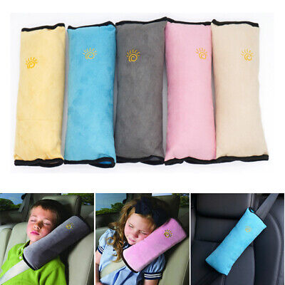 £4.53 • Buy Kids Car Safety Seat Belt Cushion Harness Shoulder Head Support Protection Pad