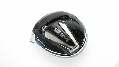 AU371.98 • Buy -Left Handed- TAYLORMADE SIM 10.5* DEGREE DRIVER -HEAD- (266781)