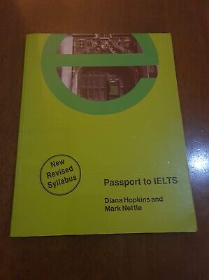 Passport To IELTS Exam (New Revised Syllabus) By Diana Hopkins & Mark Nettle • 15.95£