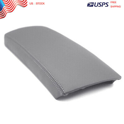 $10.79 • Buy Fits 2004 05 06 07 08 09 Toyota Prius Leather Console Center Armrest Cover Gray