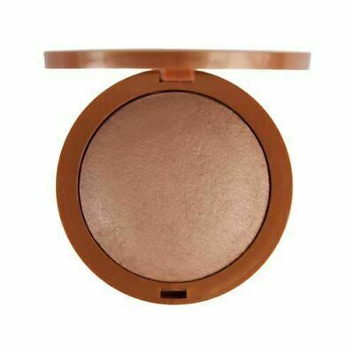 Royal BAKED BRONZER Bronzing Compact Pressed Powder Sunkissed Bronze Look NEW • 3.20£