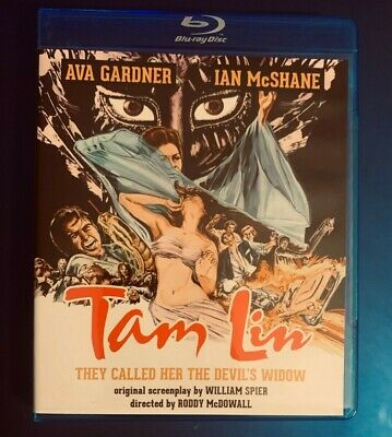 Collectors Blue-ray Olive Films Ava Gardner In Tam Lin Of646 Like New! • 17.88£