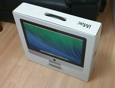 Apple IMac A1418 21.5  BOX ONLY Inserts Late 2012 Late 2013 2014 2015 2017 • 43.95£