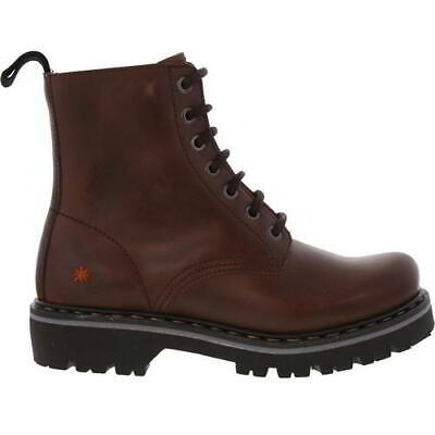 Art Shoe Company Marine Skyline Womens Ladies Brown Ankle Boots Size 5-8 • 99.99£