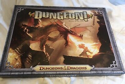 AU72.04 • Buy Dungeons And Dragons - Dungeon! Fantasy Board Game - CONTENTS SEALED - See Pics