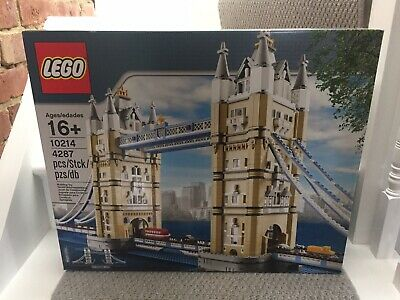 New Lego Creator Expert Tower Bridge 10214. Sealed Discontinued 2 • 329.99£