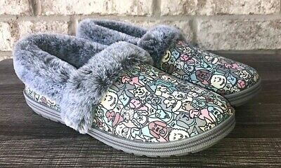 Skechers BOBS Womens Size 9 Too Cozy Pooch Parade Slippers COZY SLIPPERS   NEW • 26.77£