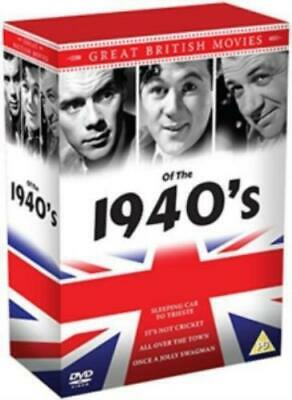 £17.09 • Buy 1940s Great British Movies Collection (4 Films) <Region 2 DVD>