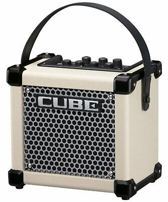 AU343.39 • Buy Roland Guitar Amplifier 3 W Micro Cube MICRO CUBE GX White From Japan F/S F/S