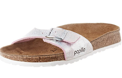 Birkenstock Papillio MADRID Stardust Rose 1014086  Narrow US 7  EU 38 • 40.51£