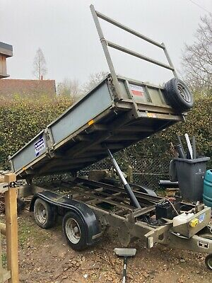 Ifor Williams TT105 Tipping Trailer • 3,750£