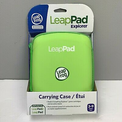 £16.72 • Buy NWT Leapfrog LeapPad Explorer Carrying Case LeapPad 2 Holds System And 6 Games