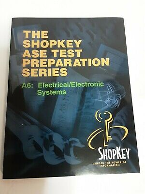 £6.36 • Buy Electrical/Electronic Systems (A-6) (The ShopKey ASE Test Preparation Series)