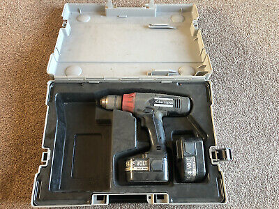 £32.99 • Buy Atlas Copco PES 14.4 T PBS 3000 Cordless Drill Driver + 2 Batteries + Carry Case