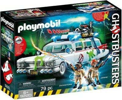 Playmobil Ghostbusters Ecto 1 With Lights & Sounds *BRAND NEW * (9220) • 40.99£