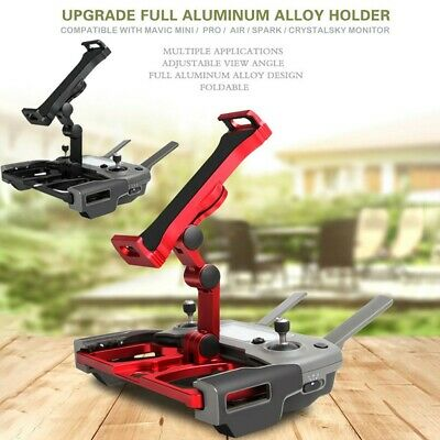AU92.12 • Buy For DJI MAVIC Mini/Pro/Air/Spark Remote Control Tablet CrystalSky Monitor Holder