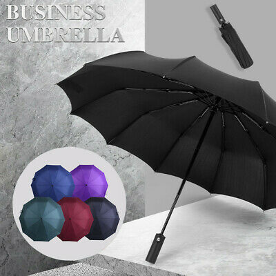 AU28.77 • Buy Windproof Double Layer Inverted Umbrellas Reverse Folding Umbrella Protection TO
