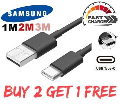$ CDN5.15 • Buy Fast Charger For Samsung Galaxy S9 S8 S10+ Plus Type C USB-C Data Charging Cable