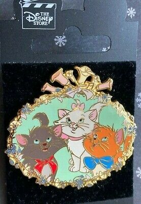 $ CDN169.84 • Buy JDS Japan Disney Store - Aristocats Trio Marie, Berlioz And Toulouse Pin