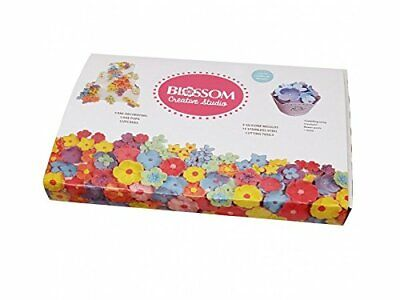 Blossom Sugar Art Creative Studio Cutter And Mould Set (15 Cutters And 3 • 46.99£