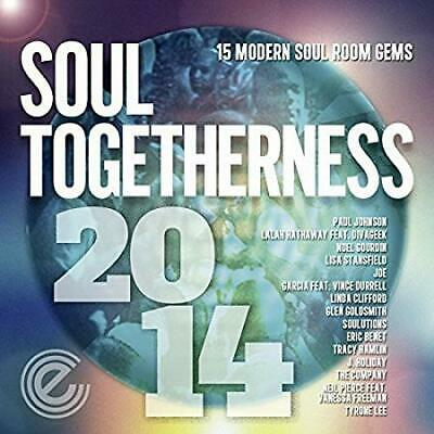 ID4z-Various-Soul Togetherness 20-CD-New • 14.36£