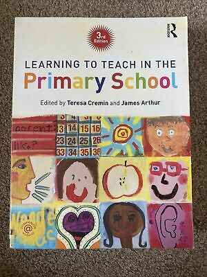 £12.25 • Buy Learning To Teach In The Primary School 3rd Edition