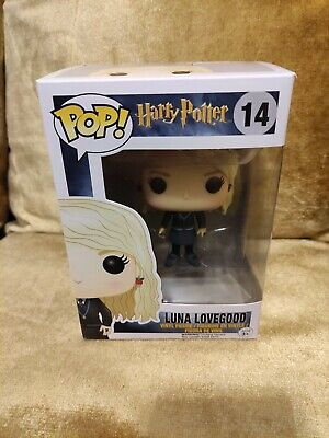 Harry Potter Luna Lovegood 14 Funko Pop Vinyl • 24.99£