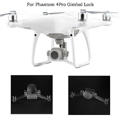 AU14.99 • Buy Camera Gimbal Buckle Lock Holder Protection Cover For DJI Phantom 4 Pro Drone