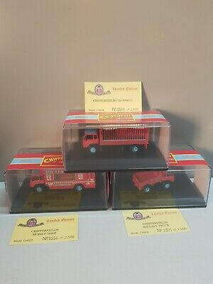£24.99 • Buy OXFORD DIECAST CHIPPERFIELDS CIRCUS  BUNDLE X3  A/171