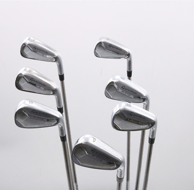 AU719.84 • Buy TaylorMade P770 Iron Set 4-P Graphite SteelFiber I80 Stiff Right-Handed 74719D