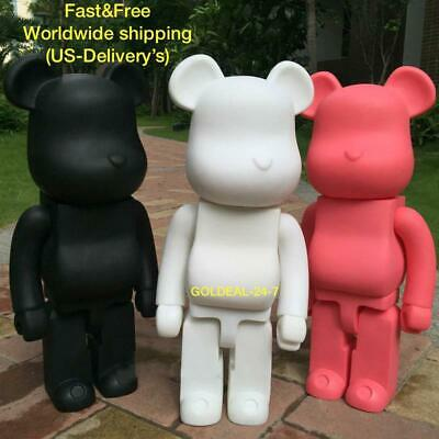 $132.99 • Buy Bearbrick 1000% Big 52CM Bear Brick Fashion Toy Vinyl Action Figure LIMITED 2021