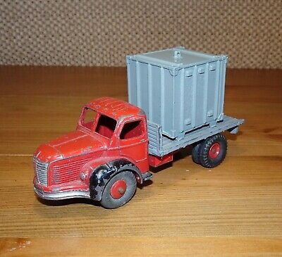 £28 • Buy Dinky 34 B 581 Berliet Flat Truck Complete With Replacement Container 09802