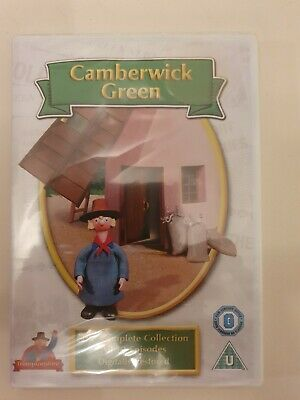 £7.50 • Buy Camberwick Green - The Complete Collection (DVD, 2007) BRAND NEW AND SEALED