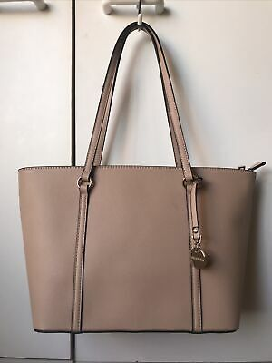AU45 • Buy Forever New Taupe Mocha Beige Classic Tote Shoulder Bag-Used Twice