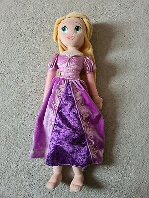Disney Rapunzel Plush Soft Toy • 8£